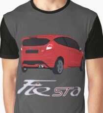 Fiesta ST Graphic T-Shirt
