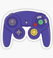 Gamecube Controller Sticker