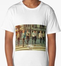 BTS/Bangtan Sonyeondan - Group Teaser  Long T-Shirt