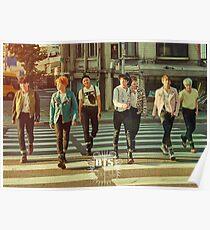 BTS / Bangtan Sonyeondan - Gruppe Teaser Poster