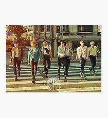 BTS/Bangtan Sonyeondan - Group Teaser  Photographic Print