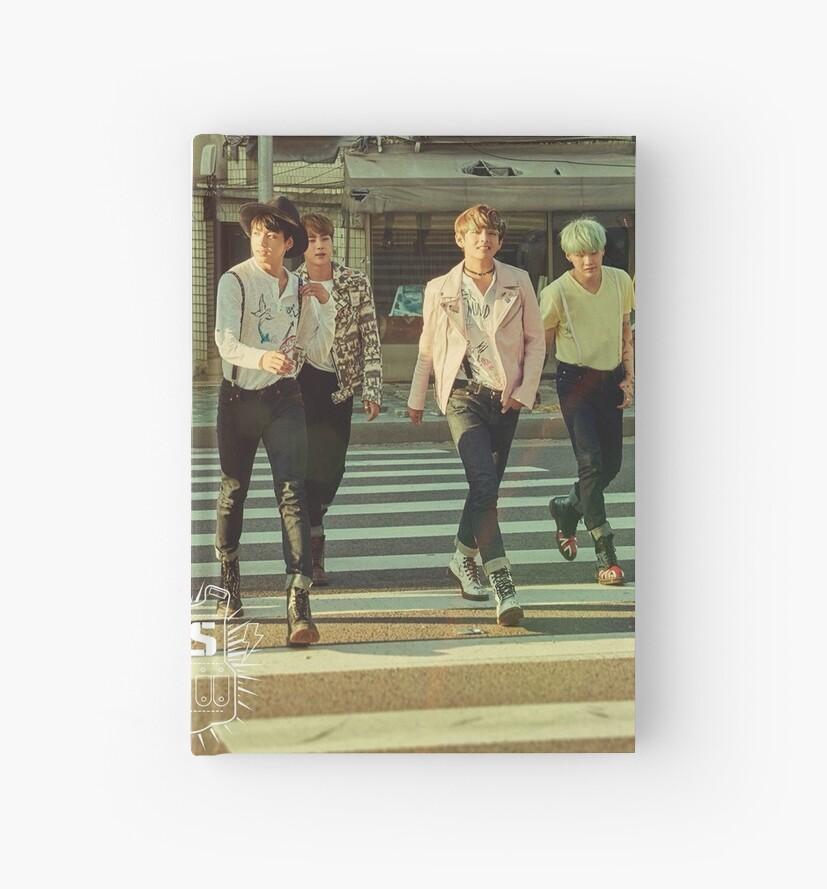 BTS/Bangtan Sonyeondan - Group Teaser  by skiesofaurora
