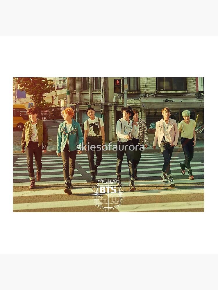 BTS / Bangtan Sonyeondan - Teaser grupal de skiesofaurora