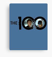 The 100 - Blakes S1 (1.6) Canvas Print