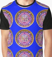 Yantra of Kalachakra Graphic T-Shirt