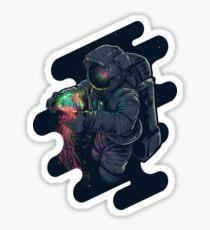 Jellyspace2 Sticker