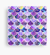 Scales Canvas Print
