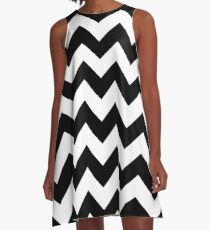 Black Lodge - Twin Peaks A-Line Dress