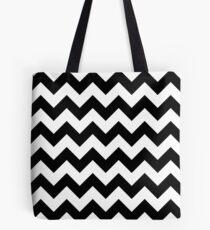 Schwarze Lodge - Twin Peaks Tote Bag