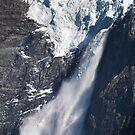 Avalanche on Aoraki / Mount Cook by Alex Preiss