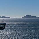 Leaving Ria De Vigo by wiggyofipswich