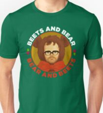 Beets and Bear Unisex T-Shirt