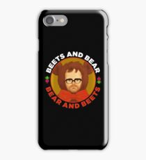 Beets and Bear iPhone Case/Skin
