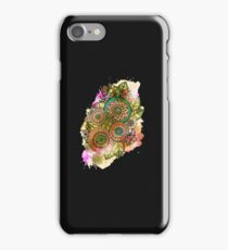 Beautiful Floral Watercolor Painting Flower  iPhone Case/Skin