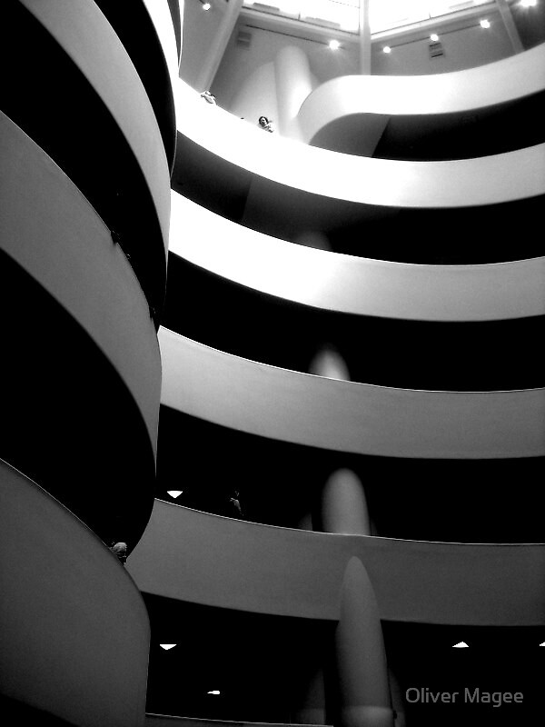 Guggenheim by Oliver Magee