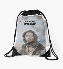 Obi Wan Comic Book Drawstring Bag