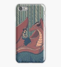 Dragon Whispers iPhone Case/Skin