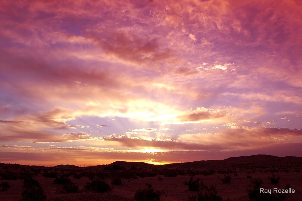 Sunrise by Ray Rozelle
