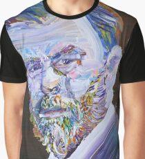 BRAM STOKER - oil portrait Graphic T-Shirt
