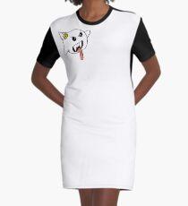 Kingly Boo Graphic T-Shirt Dress