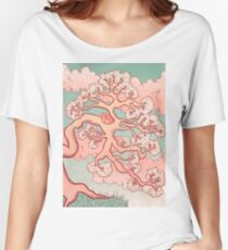 Sweet Dreams, Red Panda Women's Relaxed Fit T-Shirt