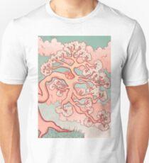 Sweet Dreams, Red Panda Unisex T-Shirt