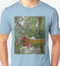 John Singer Sargent - Under The Willows Unisex T-Shirt