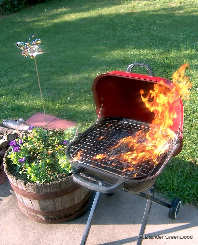 Cookout by Alex Greenwood
