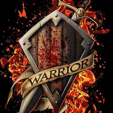 Epic Warrior by heavyplasma