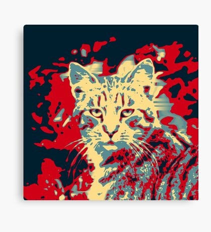 SUP!? Canvas Print