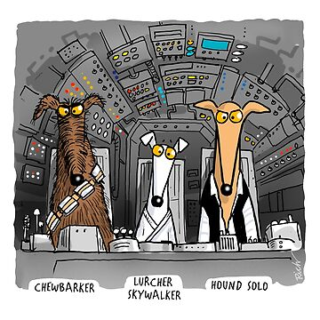 Hound Solo (assorted) by RichSkipworth