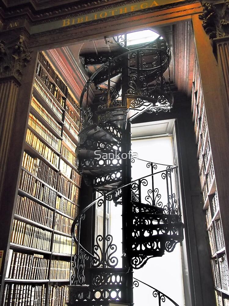 Bibliotheca by Sankofa