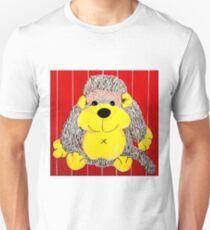 Cuddly Monkey, A primate playmate  Unisex T-Shirt