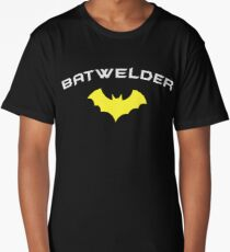 BATWELDER - Super Hero WELDER  Long T-Shirt