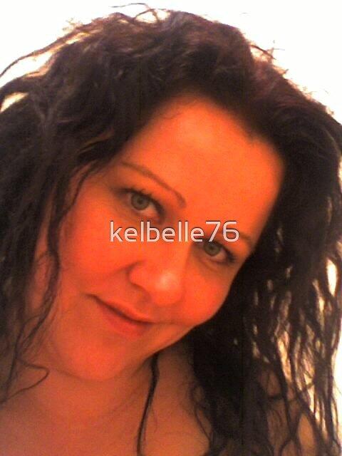 self portrait by kelbelle76