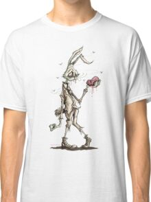 Bugs Zombunny (Sepia) Classic T-Shirt