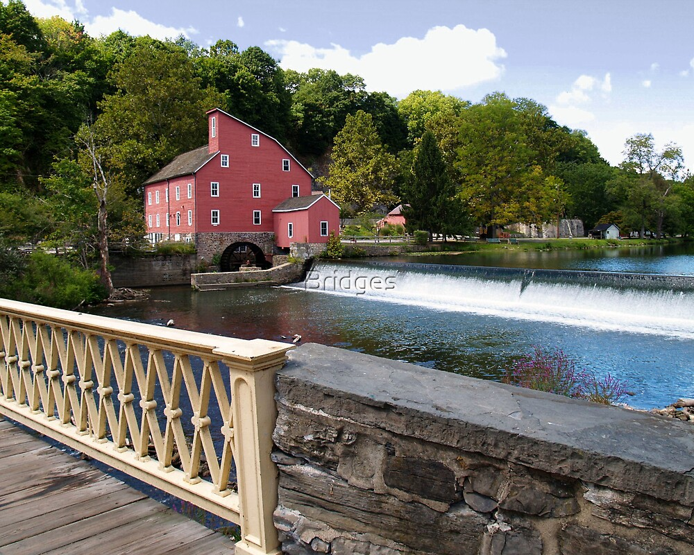 Clinton Mill #3 by Bridges