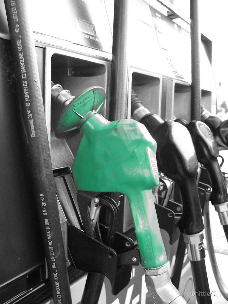 Green Gas...Environmentally Friendly by whittie011