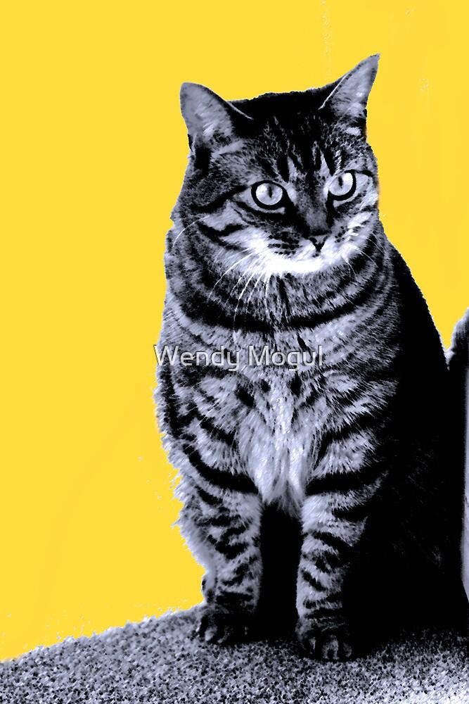 Kitty Two by Wendy Mogul