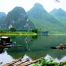 "Yangshou "" The Village"" by hadstr"
