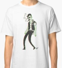 Groovin' In 3D Classic T-Shirt