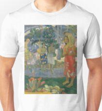 Ia Orana Maria (Hail Mary) Paul Gauguin (French, Paris 1848–1903 Atuona, Hiva Oa, Marquesas Islands) Unisex T-Shirt