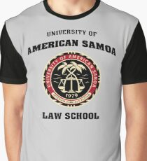 University of American Samoa Graphic T-Shirt