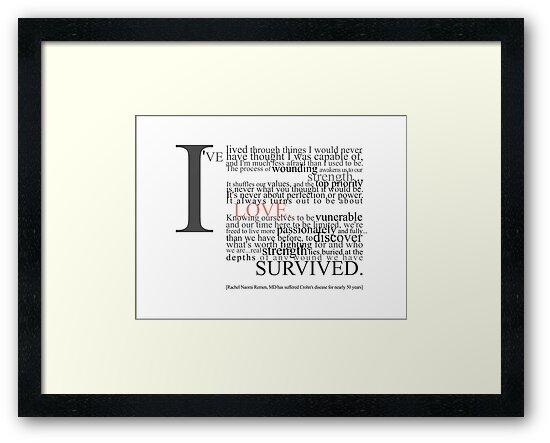 I Have Survivied... by jegustavsen