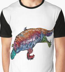Duck Billed Platypus Graphic T-Shirt