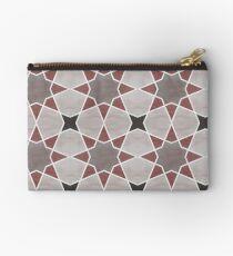 Cordoba tiles - grey and red Bolso de mano