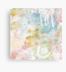 Art & Nature - Soft brushed1 Canvas Print
