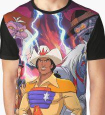 Bravestarr still rocks! Graphic T-Shirt