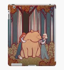 Snow White and Rose Red iPad Case/Skin