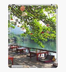 Tropical Street Style iPad Case/Skin